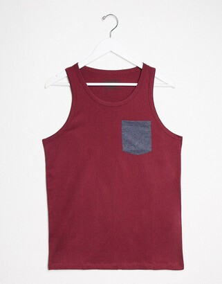Jack and Jones pocket vest