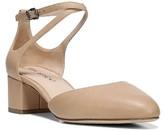 Via Spiga Women's Dinah Ankle Strap D'Orsay Pump