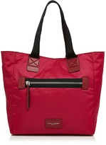 Marc Jacobs Biker Color Block Nylon Tote