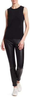 Saks Fifth Avenue COLLECTION Classic Cashmere Shell