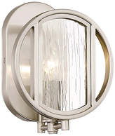 Minka Lavery Via Capri Sconce - Brushed Nickel
