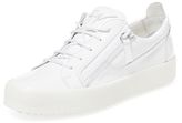 Giuseppe Zanotti Leather Low Top Sneaker