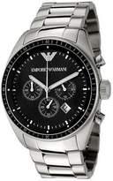 Giorgio Armani Genuine NEW Emporio Sportivo Men's Stainless Steel Strap Watch - AR0585