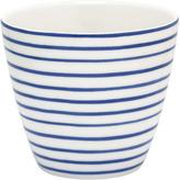 GreenGate Sally Latte Cup Indigo