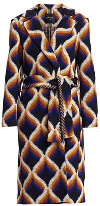 le superbe Amanbaugh Wrap Coat