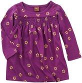 Tea Collection Uzu-uzu Smocked Dress (Baby) - Hyacinth -6-12 Months