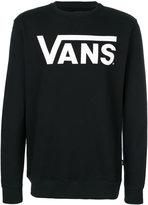Vans branded sweatshirt