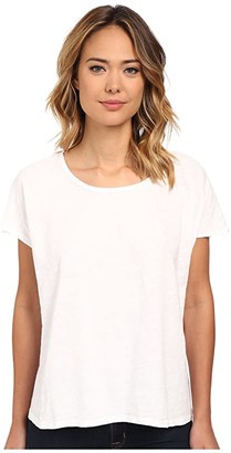 Fresh Produce Keepsake Tee (White) Women's T Shirt