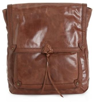The Sak Ventura II Leather Backpack
