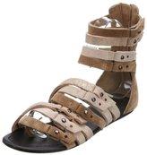 The Shoe Marvel J1062, Damen Fashion-Sandalen,/ 6,5 UK