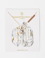 Samantha Wills White Mineral Necklace