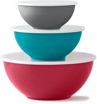 Food Network 6-pc. Mixing Bowl Set with Lids