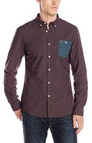 Farah Men's The Colson Plaid Woven Shirt
