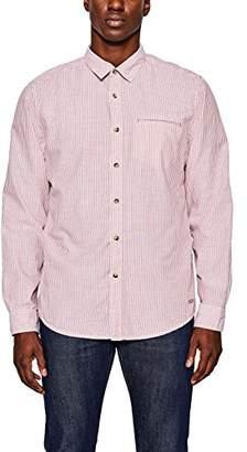 Esprit edc by Men's 077cc2f006 Casual Shirt,Medium
