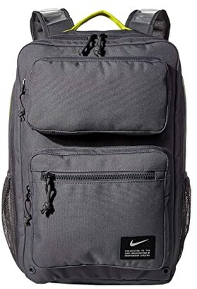 Nike Utility Speed Backpack (Iron Grey/Iron Grey/Enigma Stone) Backpack Bags