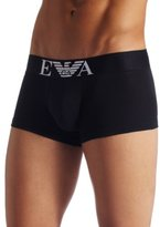 Emporio Armani Men's Cotton Stretch Trunk