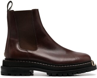 Sandro Noha ankle boots