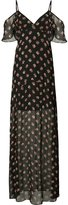 Needle & Thread Prarie maxi dress - women - Polyester/Viscose - 6