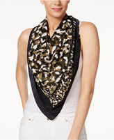 MICHAEL Michael Kors Marble Camo Square Scarf