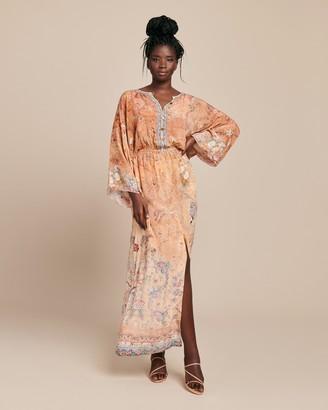 Camilla Split Pocket Dress
