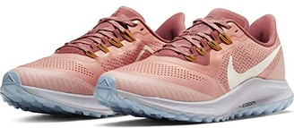 Nike Pegasus 36 Trail (Pink Quartz/Pale Ivory/Canyon Pink) Women's Running Shoes