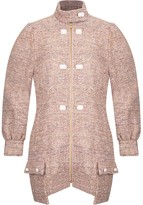 Adiba Celina Tweed Coat Dress