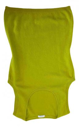Malo Green Cashmere Knitwear