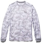 Under Armour Amplify Camo Thermal Crew - Men's