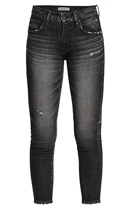 Moussy Prichard Mid-Rise Skinny Jeans