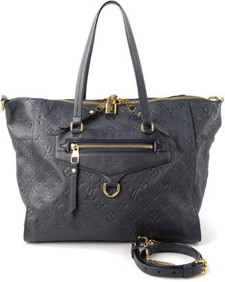 Louis Vuitton Monogram Tote Bag - Vintage
