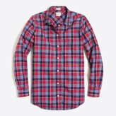 J.Crew Factory Navy Red Grey
