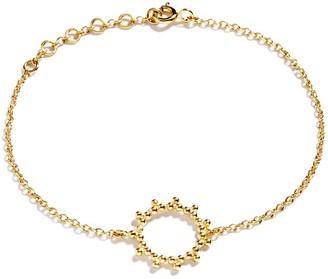 Agnes de Verneuil Sun Chain Bracelet - Gold