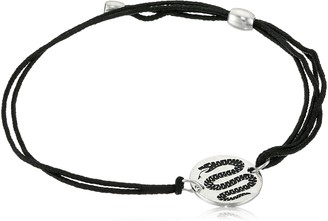 Alex and Ani Harry Potter Slytherin Kindred Cord Bracelet