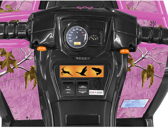 Best Ride on Cars Kid's Realtree Small ATV 6V Ride-On Car, Pink