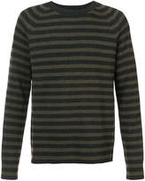 Vince striped jumper