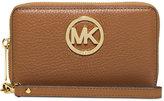 MICHAEL Michael Kors Fulton Large Flat Multifunction Phone Case