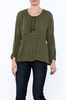 Ella Moss Katella Long Sleeve Tunic