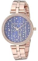Michael Kors MK4451 - Maci (Rose Gold) Watches