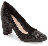 Sole Society Women's Giselle Block Heel Pump