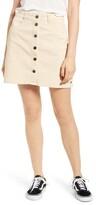Roxy Unforgettable Fall Corduroy Miniskirt