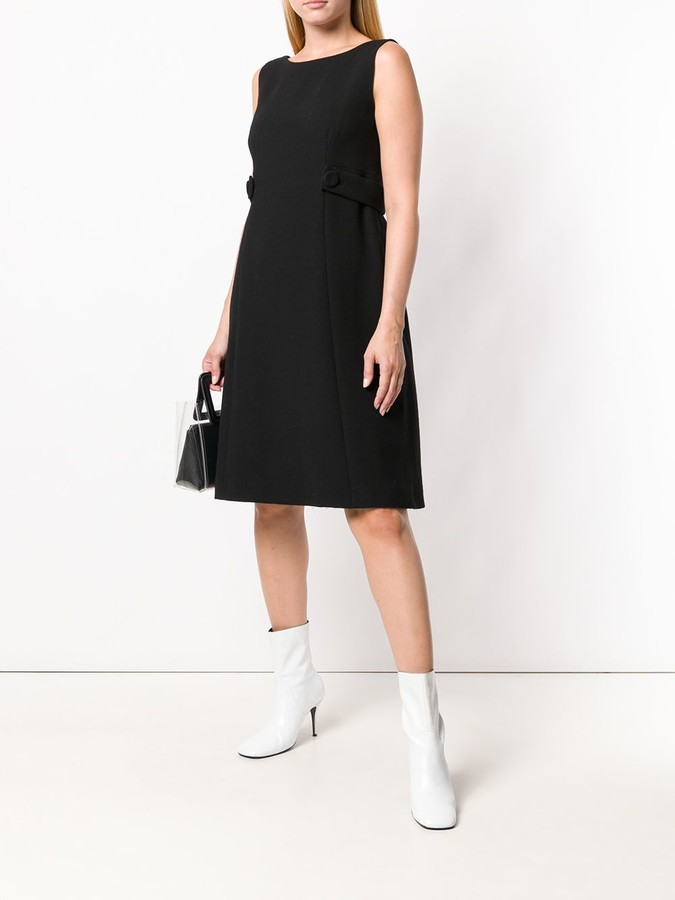 Thumbnail for your product : Prada Pre-Owned 1990's Side Straps Dress