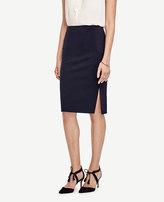 Ann Taylor Petite Seasonless Stretch Pencil Skirt