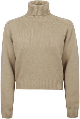 Maison Margiela Turtleneck Ribbed Sweater