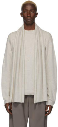 Off-White Deveaux New York Cashmere Scarf Sweater