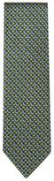Brioni Envelope Print Silk Tie