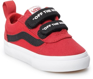 Vans Ward V Toddler Boys' Skate Shoes