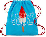 INTERNATIONAL ASSORTED BRANDS Kids with Character American Popsicles Towel Bag