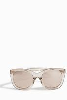 Linda Farrow Luxe Oversized Acetate Frame