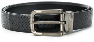Just Cavalli Scale-Effect Belt