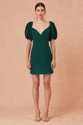 Keepsake UPTOWN MINI DRESS forest